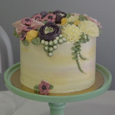 rosa maria escribano curso basico de flores de mantequilla